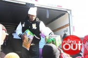Hip-Hop Artists Give Back to the Community