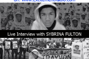 Tribute to Trayvon Martin interview with Sybrina Fulton