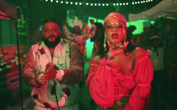 DJ Khaled - WILD THOUGHTS Feat. Rihanna, Bryson Tiller
