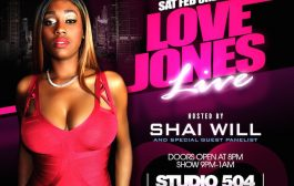 Love Jones Live
