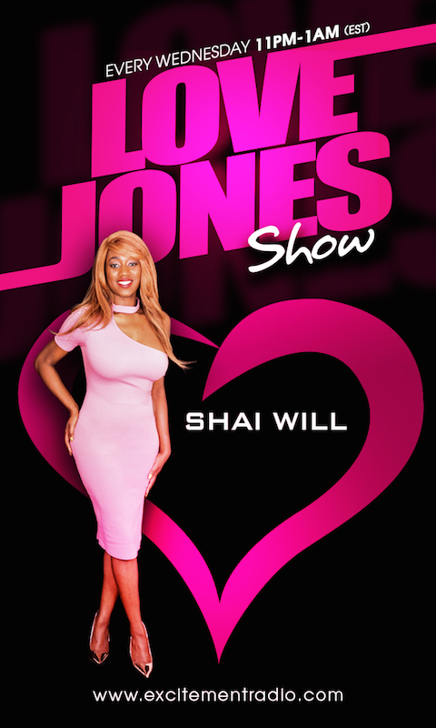 Love Jones Live February 3rd at 9pm
