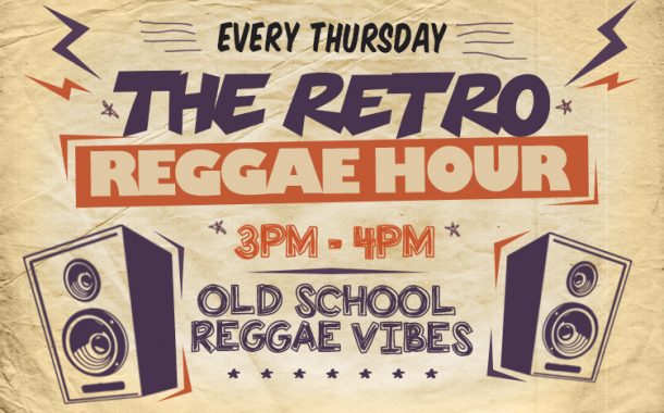 The Retro Reggae Hour