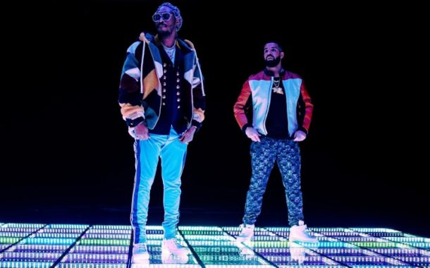 Future - LIFE IS GOOD Feat. Drake