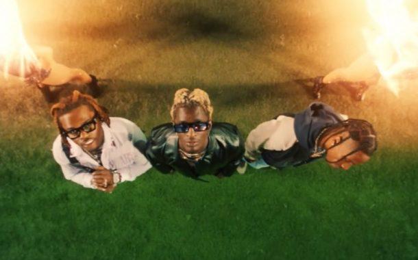 Young Thug - HOT Feat. Gunna & Travis Scott