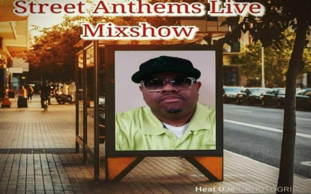 Street Anthems Live Mixshow